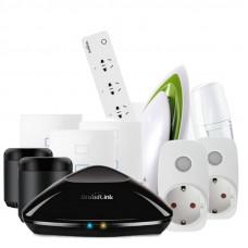 Комплект №3 - BroadLink RM Pro + A1 + RM3 mini + S1 + TC2 + SP3S + MP1