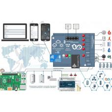 Сравнение Умного Дома на Arduino и на готовом решении