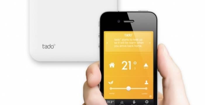 Управление отоплением через приложение Tado